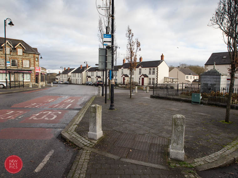 Newry, Mourne and Down District Council have decided to replace Bessbrook's recently vandalised Christmas Tree.