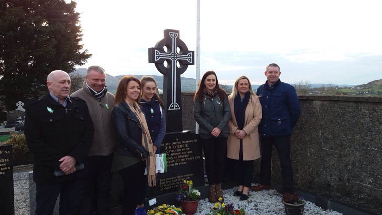 Dromintee Easter Commemorations.