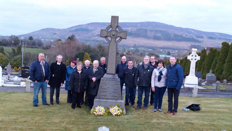 Mullaghbawn Easter Commemorations