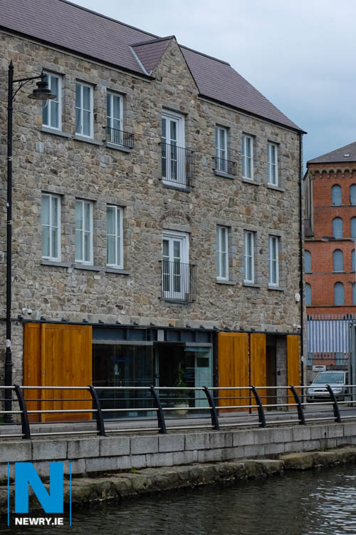 First Derivatives HQ in Newry. Photograph: Columba O'Hare