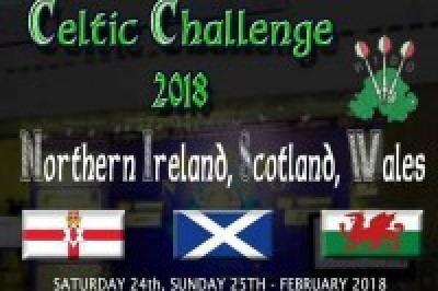 Darts - Celtic Challenge 2018