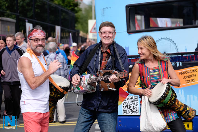 Pride in Newry has seen a 58% cut in council funding in the pas three years. It's hoped that Newry, Mourne and Down District Council's decision to increase the funding pot will help local  community led events. Photograph: Columba O'Hare/ www.newry.ie