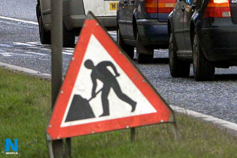 A £220K improvement scheme has started at the junction of the Tandragee Road at Markethill.