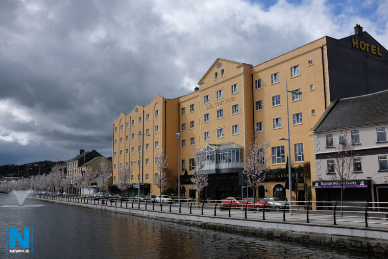 The Canal Court Hotel is the venue for this weekends Greater Newry Area Employee Awards. Photograph: Columba O'Hare/ Newry.ie