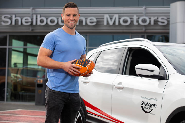 Shelbourne Motors has announced Ulster scrum-half John Cooney as its Brand Ambassador. The Irish International will link-up with one of Northern Ireland's largest family-owned vehicle retailers to promote its range of manufacturers, as well as its new £5m complex in Newry that's scheduled to open in 2019.