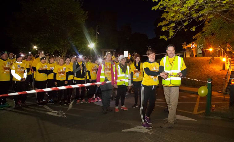Darkness into Light starting in 2018.