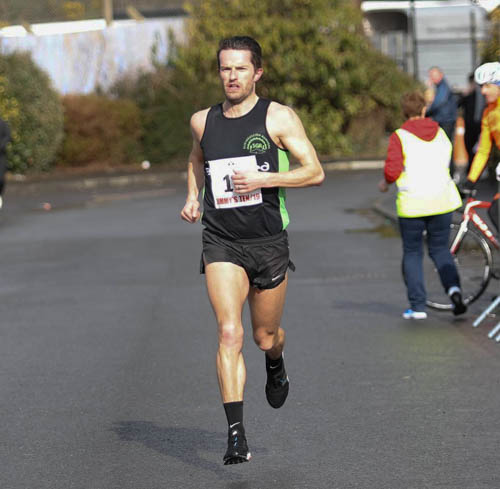 Patrick Hamilton at jimmys 10k