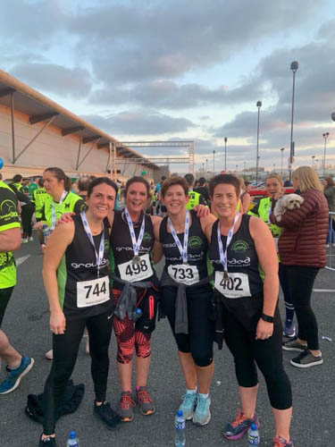 SGR team at Dundalk 10k/5k