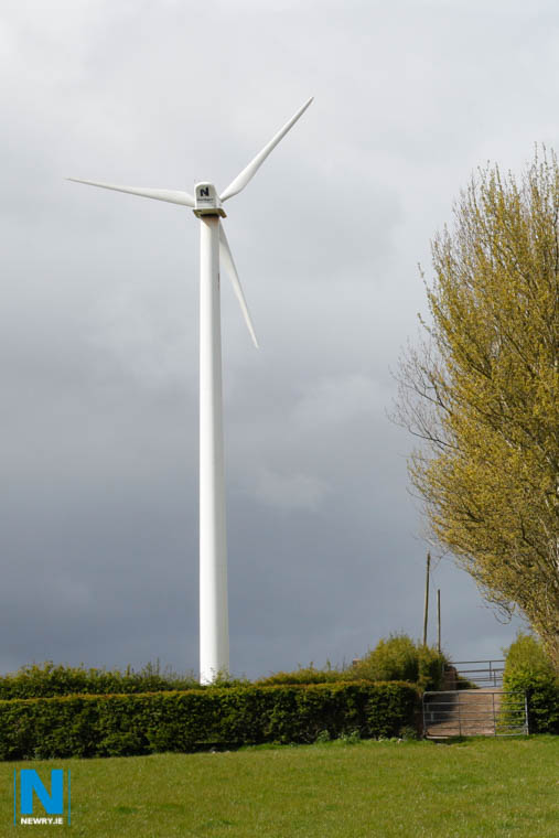 Wind energy powering all ABP plants in Ireland