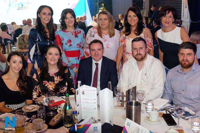 Visitors to the Greater Newry Business Awards. Photograph: Columba O'Hare/ Newry.ie