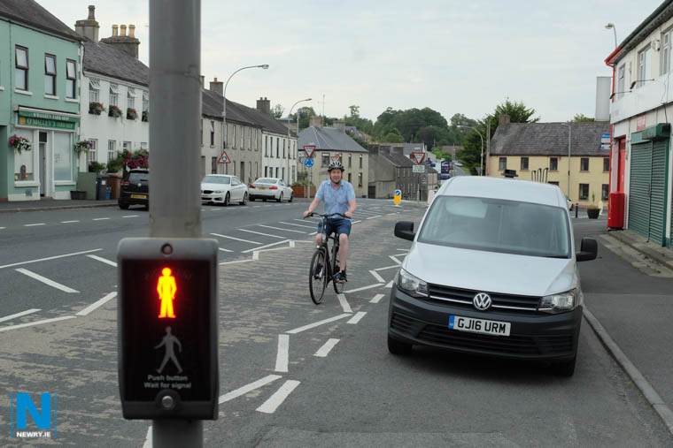 Poyntzpass or bust. Photograph: Columba O'Hare/ Newry.ie