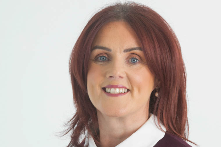 Edwina Flynn, Operations Director Best Property Services, Newry & Dungannon.