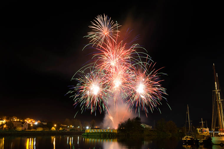 Friday 1 November is Fireworks night in Newry!