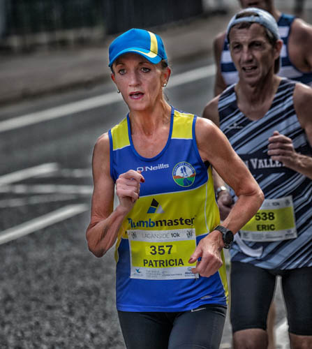 Patricia Brown, Newry City Runners