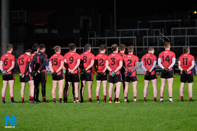 Down resume their league campaign in October. Photograph: Columba O'Hare/ Newry.ie.