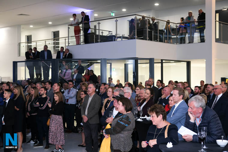 Over 300 guests attended the official opening of Shelbourne Motors in Newry. Photograph: Columba O'Hare/ Newry.ie