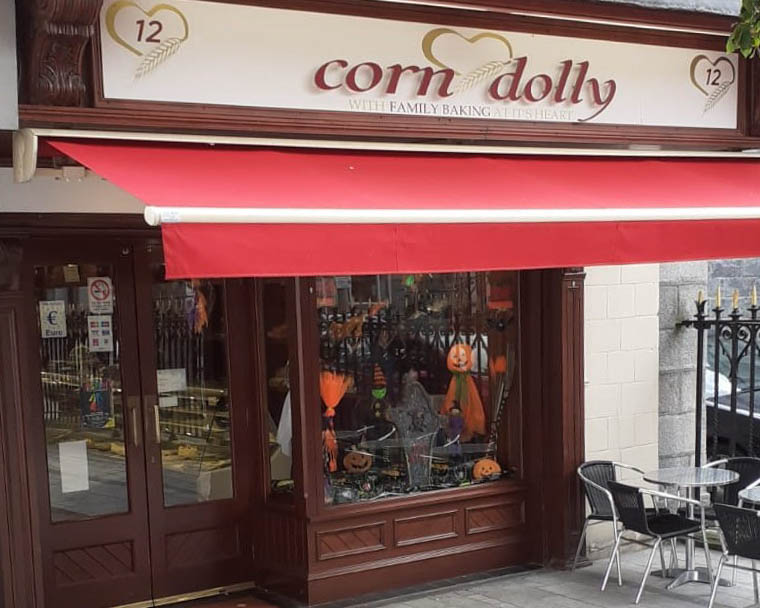 Corn Dolly Foods have achieved a Gold Star Rating for their Wheaten Bread.