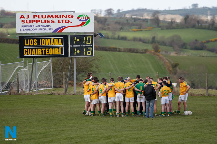 The GAA have published their roadmap for resumption of games this year. Photograph: Columba O'Hare/ Newry.ie