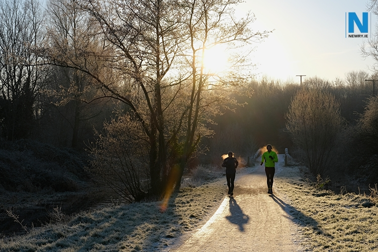Get active and out into the fresh air - It will work wonders for your mood. Photograph: Columba O'Hare/ Newry.ie