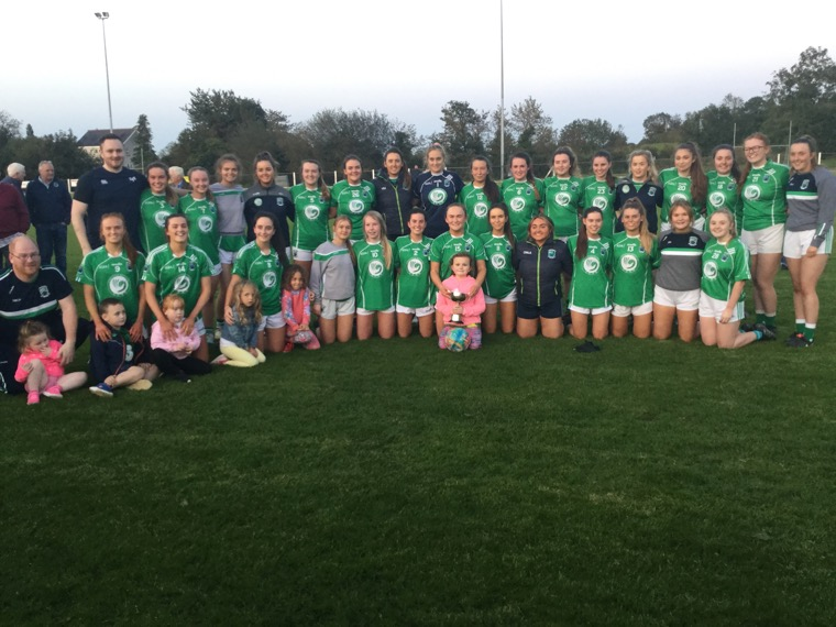 Shane O'Neill's Senior Ladies: Armagh Senior League winners