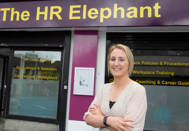 Aine Crilly, Managing Director, The HR Elephant
