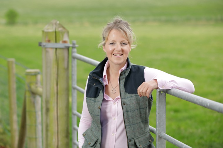 Broadcaster and farmer Karen Patterson who is hosting ABP's summer podcast, Now We're Talking Farming   Link to podcast: https://bit.ly/303ufwe