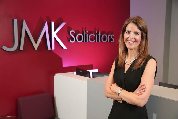 JMK Solicitors Managing Director, Maurece Hutchinson