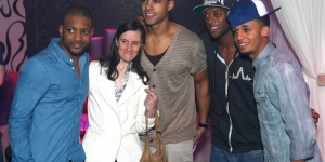 JLS at BED Newry April 2012