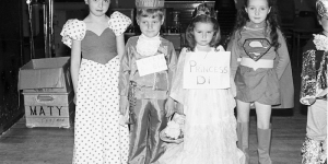 Fancy Dress and Communion 1980's
