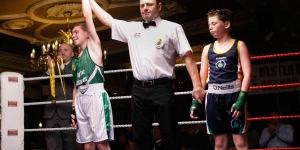 Ulster Elite Boxing Final Bellinis Newry