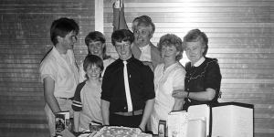 Dromintine and McCann Birthday Party 1980's