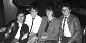Newry Nights Out mid 1980's