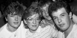 Newry Nights out and Loughgilly Parish event 1985