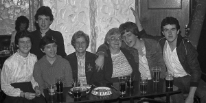St Mary's, Santa, Nights Out 1980's