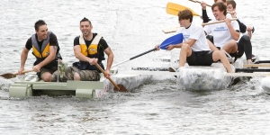 IWAI Newry and Portadown Bathtub Race