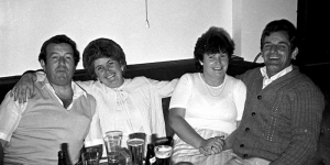 Saval Night Out 1980's