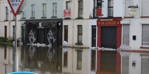 Newry Floods November 2014