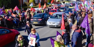 Public Sector Strike March 2015