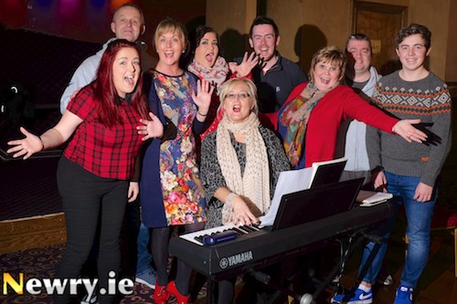 Auditions got under way last night for the Newry Musical Society performance of Hello Dolly. Photograph: Columba O'Hare