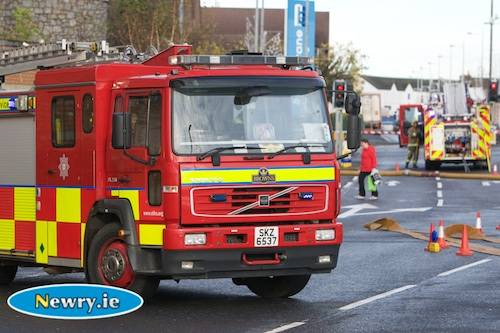 Dominic Bradley has criticised proposals to cut the fire and rescue budget. Photograph: Columba O'Hare