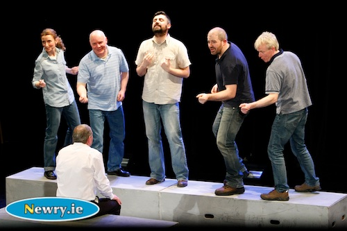 The 2015 Newry Drama Festival will start each night at 7.30pm. Photograph: Columba O'Hare