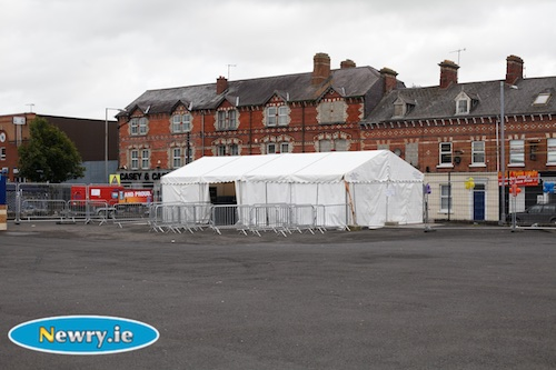 Corry Square Car Park will become a 24 Hour Pay and Display car park from Monday coming. Photograph: Columba O'Hare