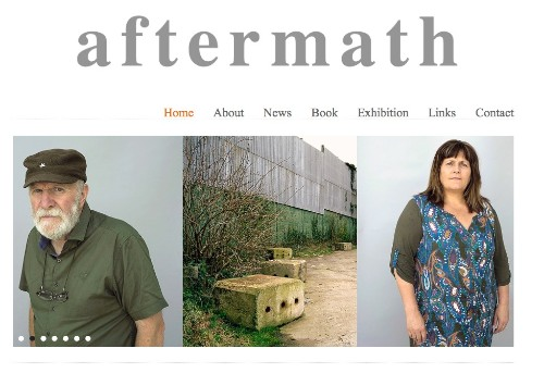 The Aftermath Exhibition is in Newry in November.
