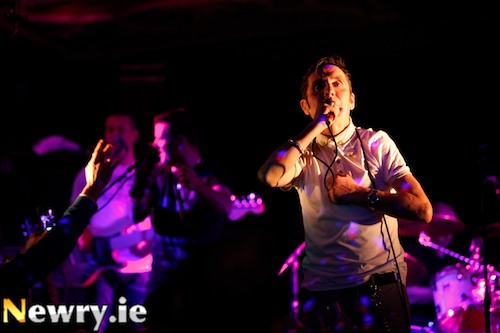 Aslan in Bellinis was the Gig of the Year. Photograph: Columba O'Hare