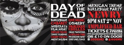Day of the Dead was just one of Amplified Bar's successful events in 2013.