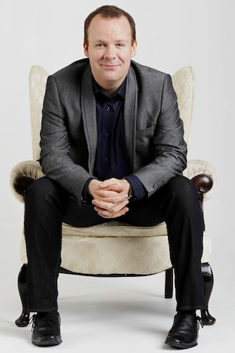 Neil Delamere visits Newry on the 14th of June