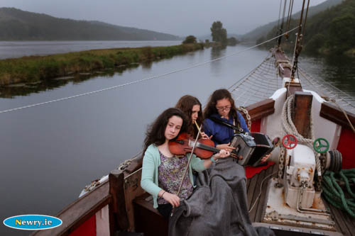 The Soteria will have a series of Trad Cruises for the Fleadh. Photograph: Columba O'Hare
