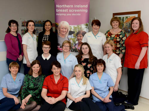 The Southern Trust Breast Screening Team