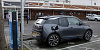 The E-Car Charging point at Dunnes Stores Car Park, Monaghan Street, Newry. Photograph: Columba O'Hare/ Newry.ie