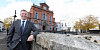 Eamonn Connolly, Newry BID Manager is urging businesses to vote to retain BID